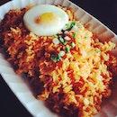 Kimchi Fried Rice!