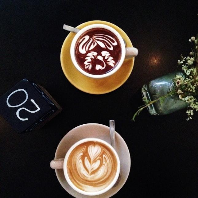 +60 • Cafes