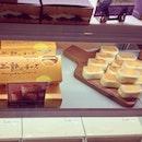 Hanjuku Cheese.