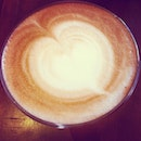 My all time favourite-Latte !