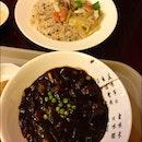 Black Soybean Noodle