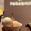 flowery ice cream 💐