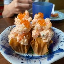 Lobster Kueh Pie Ti