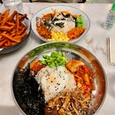 8 Treasures Rice Bibimbap ($13.90)