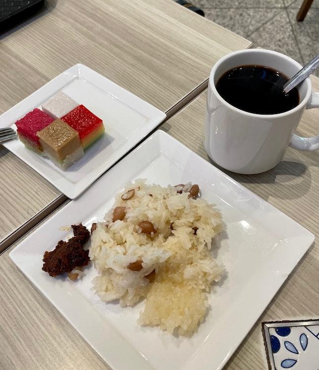 Glutinous Rice Set ($4.80)