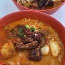Apoze Curry Noodles