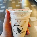Tieguanyin Milk Tea With Mixed Flavours Of Pearls