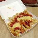 Bolognese Cheese Fries