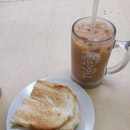 Teh Bing And Toast