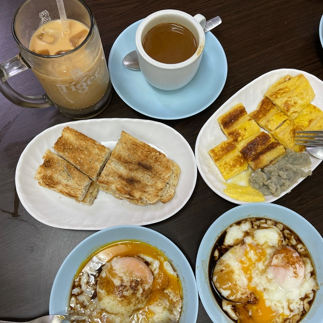 Traditional Breakfast At It's Best!