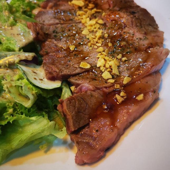 Black Angus Sirloin Steak Don