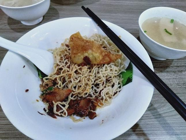 Decent QQ Noodles