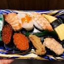 Sushi ($13.90)