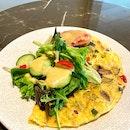 Veggie Omelette ($10.80)