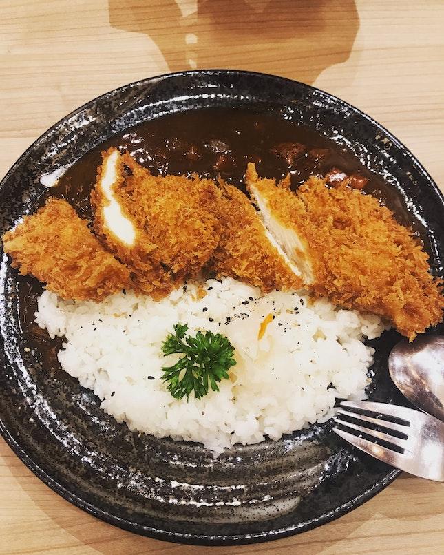 Nice curry rice