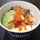 Wooshi bowl with mala sauce