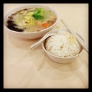 Lunch #burpple  #lunch #makan #fishsoup