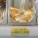 Ang Moh Carrot Cake & Other Interesting Flavours!