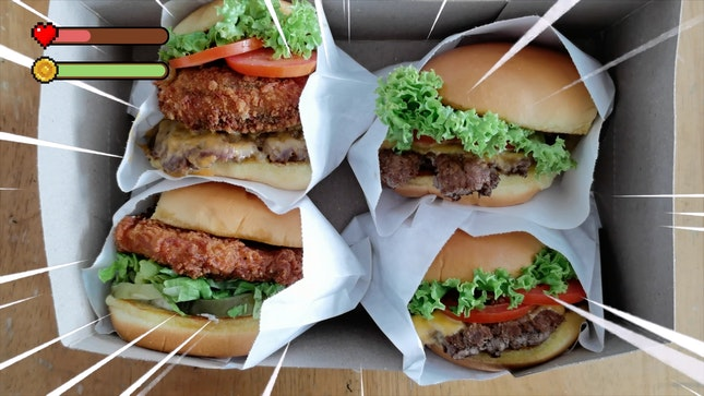 Fast Food 🍔🍟
