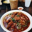 Spicy Beef Noodles (Hu Tieu Bo Kho $7.90)