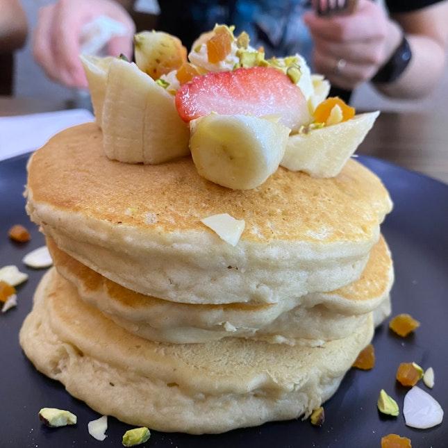 Pancake Stack ($13)