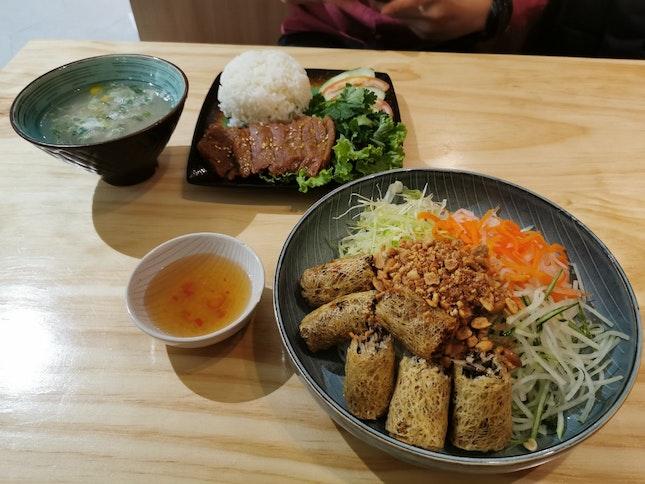 Cheap And Good Vietnamese Food