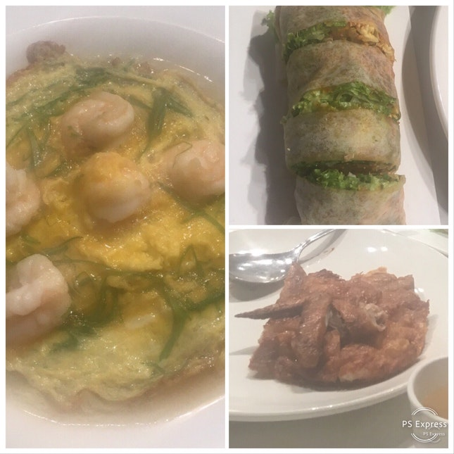 Signature Eats At Spring Court