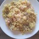 Salmon Tumeric  Truffle Rice($10)