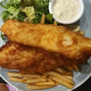 Ginger Ale Fish And Chips($20)