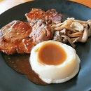 Tender Pork Chop With Yummy Pepper Sauce