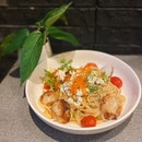 SEAFOOD LINGUINE - A MUST TRY!