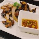 Grilled Kurobuta Pork Chop