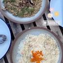 Miso Salmon 🍝, Mushroom Risotto