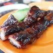 Back to KL and its time to indulge into some real food Restaurant Meng Kee at Glenmarie is famous for their Honey Glazed roasted pork also known at Char Siew.