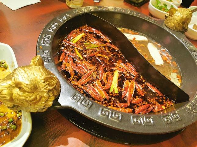 Yuan Lao Si Hotpot