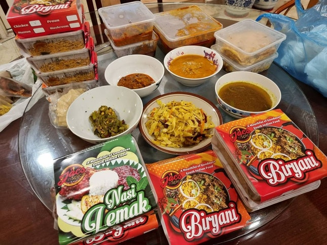 Briyani Mutton And Chicken