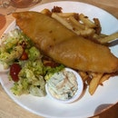 Beer Battered 'Deep Sea Hoki' Fish & Chips