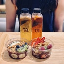 1-for-1 Medium Acai Bowl + Drink ($9.80)