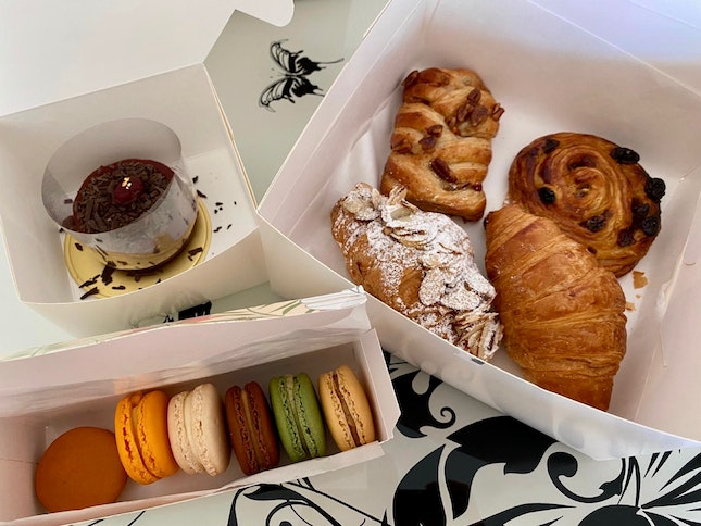 Pastry Care Box