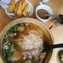 Big Portion. $23 For 2 Includes Viet Drip Coffee