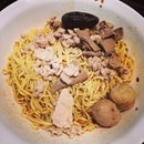 After 17 days of craving, I finally got my hands on you oh Bak Chor Mee!