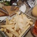 Truffle Fries ($10.90)