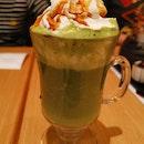 Maccha Brown Latte