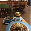 November 8 Waffle & Coffee