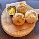 Onion Focaccia Bread