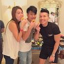 😘 #delifrance #peach #dessert #sweet #burpple #instasg #instafood #igsg #omnomnom #foodspotting #grandpark