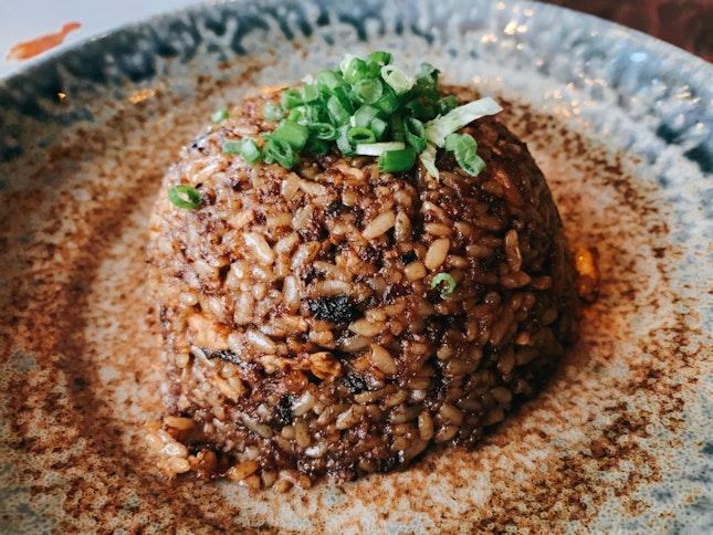 Unagi Fried Rice ($11)