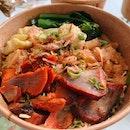 Seng's Char Siu Noodles ($9.80)