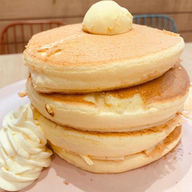 Souffle Pancakes
