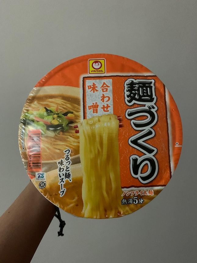Maruchan Mendukuri Ramen Miso Flavour   $3.50
